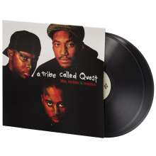 A Tribe Called Quest: Hits, Rarities & Remixes, 2 LPs