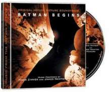 Filmmusik: Batman Begins, CD