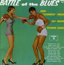 Battle Of The Blues Vol.4, CD