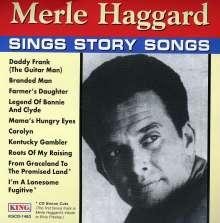 Merle Haggard: Sings Story Songs, CD