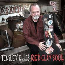 Tinsley Ellis: Red Clay Soul, CD