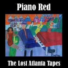 Piano Red (Dr. Feelgood): Lost Atlanta Tapes, CD