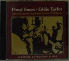 Floyd Jones & Eddie Taylor: Masters Of Modern Blues, CD