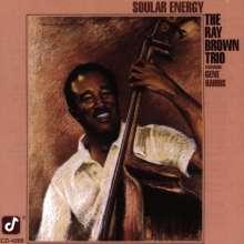 Ray Brown (1926-2002): Soular Energy, CD