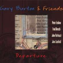Gary Burton (geb. 1943): Departure, CD