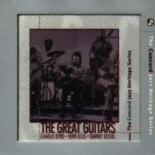 Great Guitars - The Concord Jazz Heritage Series, CD