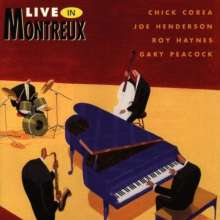 Chick Corea (geb. 1941): Live In Montreux 1981, CD