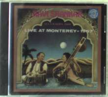 Ravi Shankar (1920-2012): Live At Monterey 1967, CD