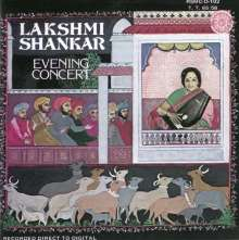 Lakshmi Shankar: Evening Concert, CD