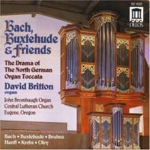 David Britton - Bach, Buxtehude & Friends, CD