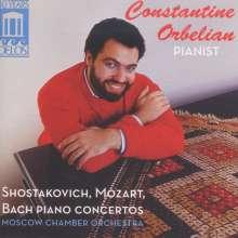 Constantine Orbelian,Klavier, CD