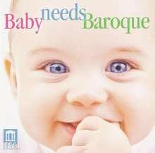Baby needs Baroque, CD