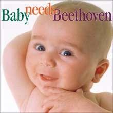 Baby needs Beethoven, CD