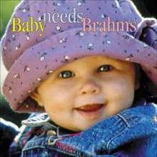 Baby needs Brahms, CD