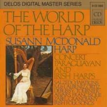 Susann McDonald - Welt der Harfe, CD