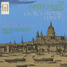 Wassermusik, CD