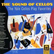 The Yale Cellos play Favorites, CD
