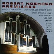 Robert Noehren - Premieres, 8 CDs