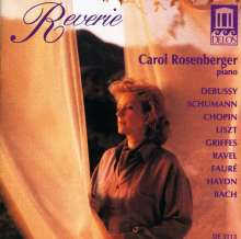 Carol Rosenberger - Reverie, CD