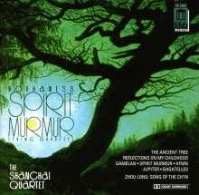 Alan Hovhaness (1911-2000): Musik für Streichquartett, CD