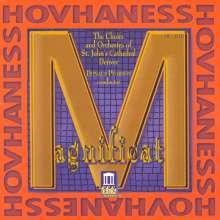 Alan Hovhaness (1911-2000): Magnificat, CD