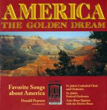 St.John's Cathedral Choir - America The Golden Dream, CD