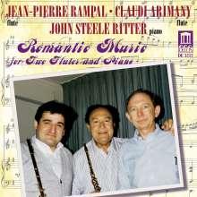 Jean-Pierre Rampal - Musik f.2 Flöten & Klavier, CD