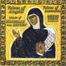 Hildegard von Bingen (1098-1179): Geistliche Gesänge, CD