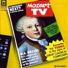 Mozart TV, CD