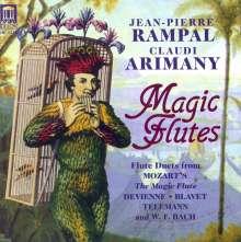Jean-Pierre Rampal - Musik für 2 Flöten, CD