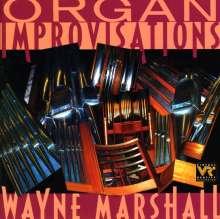 Wayne Marshall - Improvisations, CD