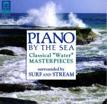 Carol Rosenberger - Piano By The Sea, CD