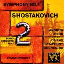 Dimitri Schostakowitsch (1906-1975): Symphonie Nr.5, CD