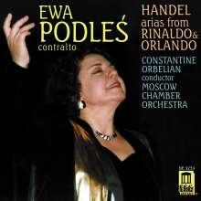 Ewa Podles singt Händel-Arien, CD