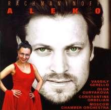 Sergej Rachmaninoff (1873-1943): Aleko, 2 CDs