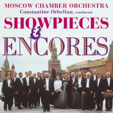 Moscow Chamber Orchestra - Showpieces & Encores, CD