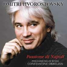 Dmitri Hvorostovsky - Passione di Napoli, CD