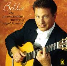 Angel Romero - Bella, CD