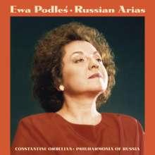 Ewa Podles - Russische Arien, CD