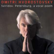 Georgi Sviridov (1915-1998): Lieder & Romanzen, CD