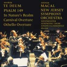 Antonin Dvorak (1841-1904): Te Deum op.103, CD