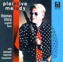 Thomas Stacy - Plaintive Melody, CD