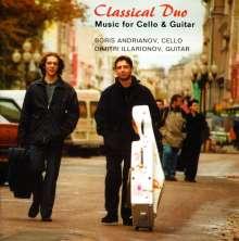 Classical Duo - Musik für Cello & Gitarre, CD