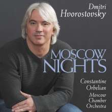 Dmitri Hvorostovsky - Moscow Nights, CD