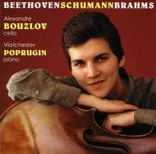 Ludwig van Beethoven (1770-1827): Cellosonate Nr.4, CD