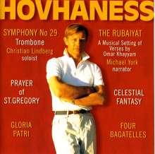 Alan Hovhaness (1911-2000): Symphonie Nr.29, CD