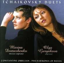 Peter Iljitsch Tschaikowsky (1840-1893): Arien & Duette, CD