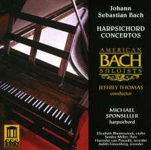 Johann Sebastian Bach (1685-1750): Cembalokonzerte BWV 1044,1052,1057, CD