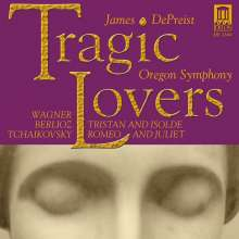 Wagner / Berlioz / Oreg: Tragic Lovers, CD