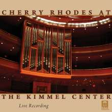 Cherry Rhodes At The Kimmel Center, CD